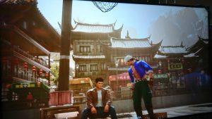 Trailer Shenmue III Gamescom 2019