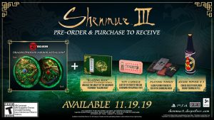 Shenmue III EB