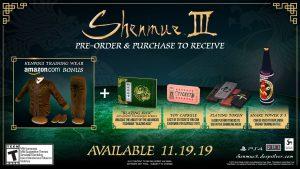 Shenmue III Amazon