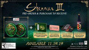 Shenmue III Gamestop