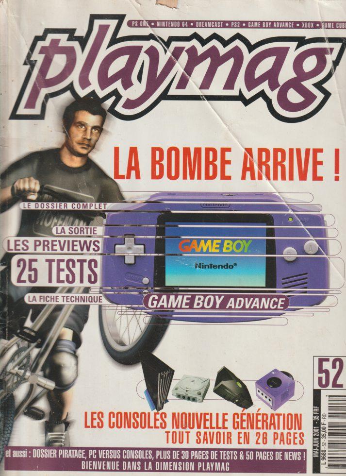 Playmag mai 2001