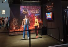 Koch Media Shenmue III Gamescom 2019