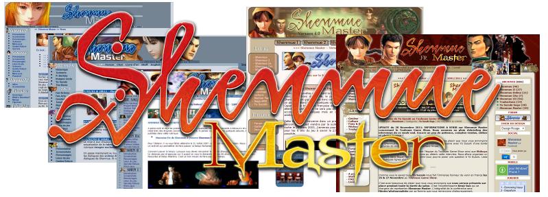 Histoire Shenmue Master
