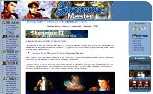 Shenmue Master V3
