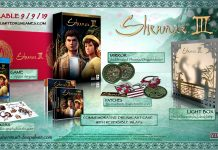 Shenmue III Limited Run Edition