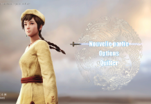 Shenmue III écran titre