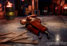 Shenmue III Game Informer