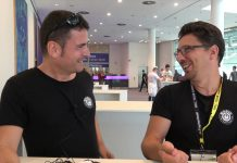 Interview de Cédric Biscay Gamescom 2019