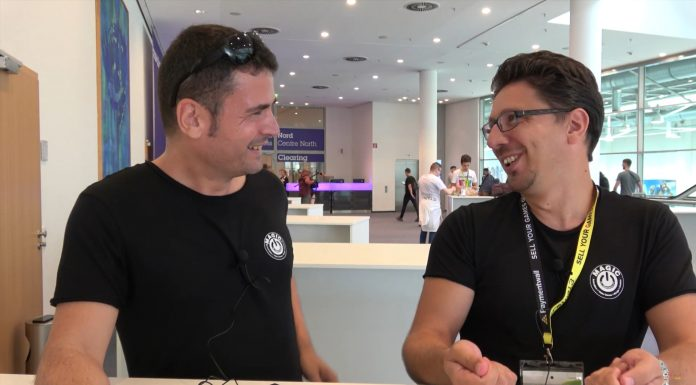Interview de Cédric Biscay Gamescom 2019