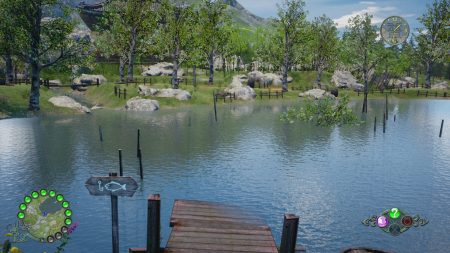 Pêche Bailu Shenmue III