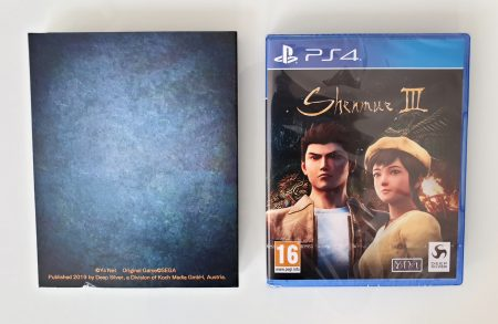 Shenmue III Edition Kickstarter